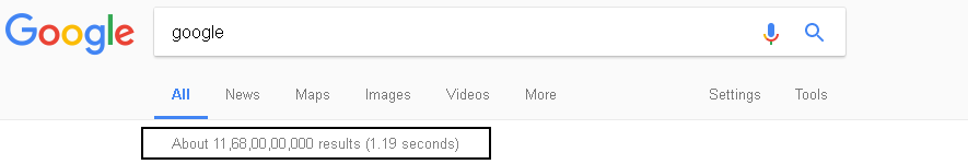 google-results-now